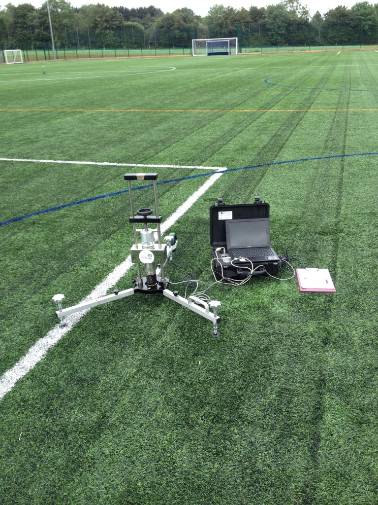 FIFA One Star AAA Testing Equipment for 3G Artificial Turf Pitches