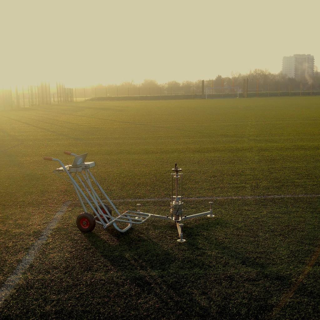 Oxford City F.C 3G Pitch Register FA Testing