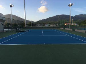 ITF Tennis Court Testing