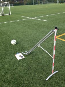 The FA 3G Pitch Register Testing by Surface Performance Ltd