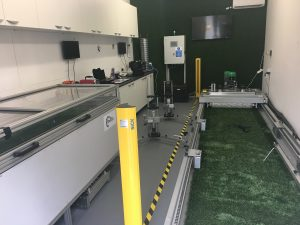 Surface Performance Ltd sports surface product testing laboratory in London, UK